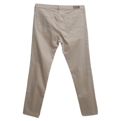 Adriano Goldschmied trousers in beige