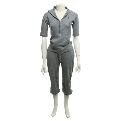 Allude Suit in Gray