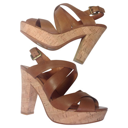 Ash Sandals leather