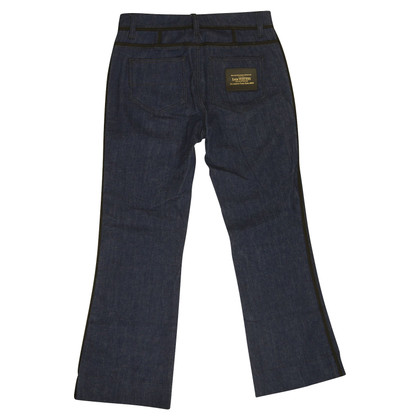 Louis Vuitton Blaue Jeans