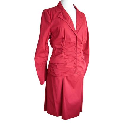 Prada Costume in red