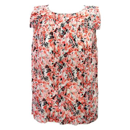 Whistles flowered blouse