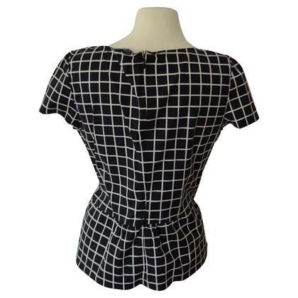 Prada Peplos blouse