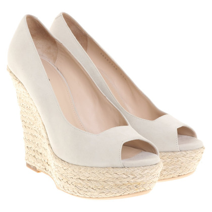 Hugo Boss Wedges en beige