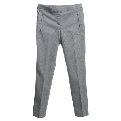 Theory trousers with tap pattern