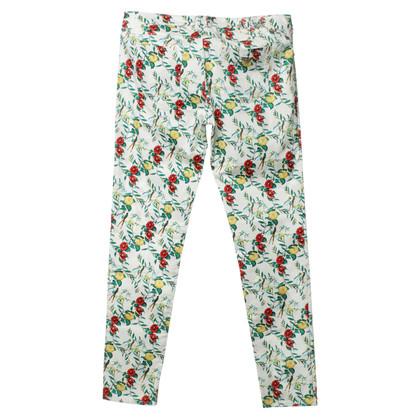 Armani Jeans Broeken met print