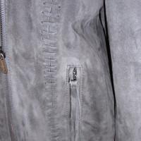 7 For All Mankind Suede biker jacket