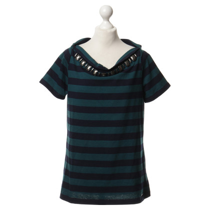 Burberry Top with stripes