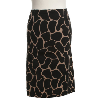 Wolford skirt with pattern