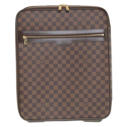 "Louis Vuitton ""Pegase 45 Damier Ebene Canvas"""