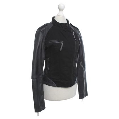 Oakwood Biker jacket in black
