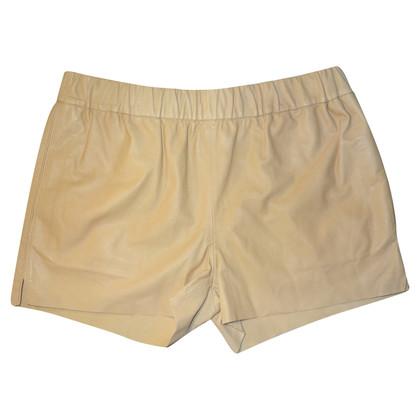 J Brand Shorts aus Lammleder