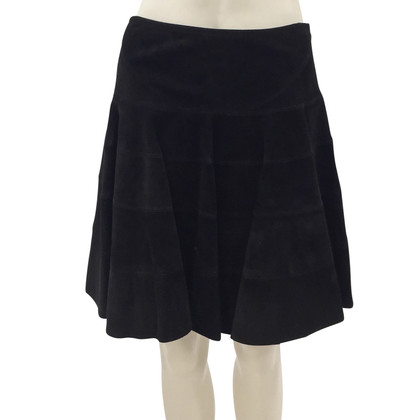 Alaïa Leather skirt