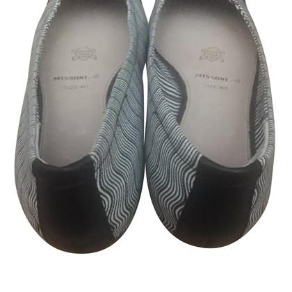 Missoni Missoni flat shoes