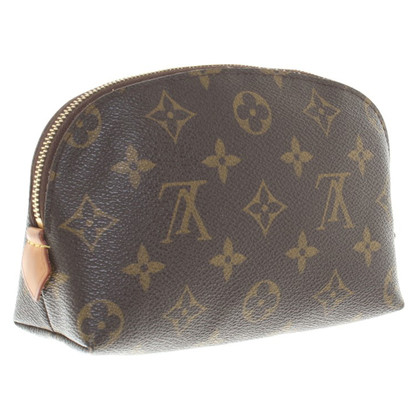 Louis Vuitton Make up Täschchen aus Monogram Canvas