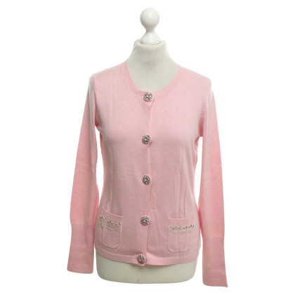 Escada Cardigan in pink
