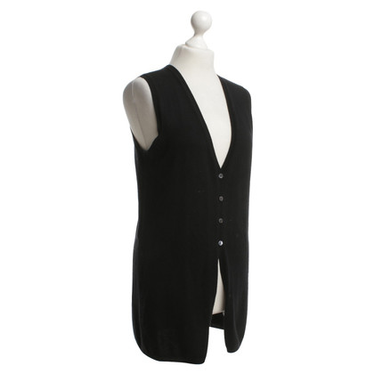 Allude Knitted vest in cashmere