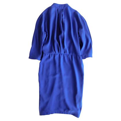 Mugler asymmetrische jurk