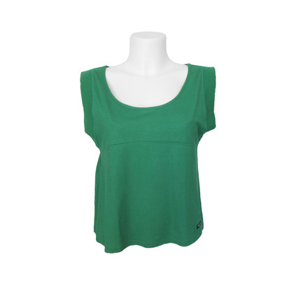 Miu Miu Green cotton top
