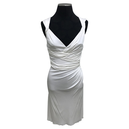Versace White dress