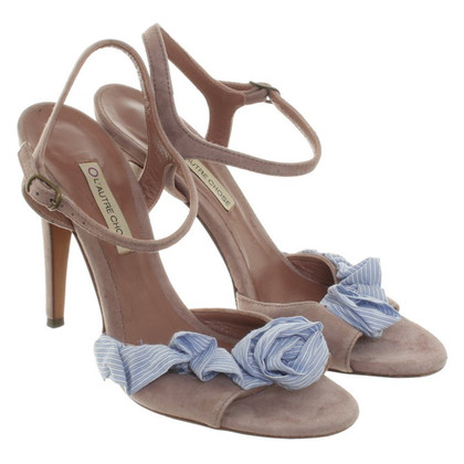 L'autre Chose pumps in blush pink