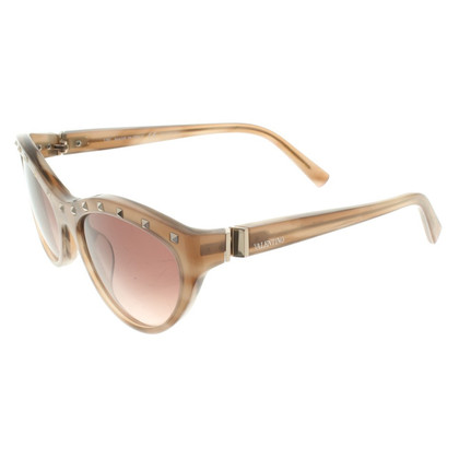 Valentino Sunglasses in taupe