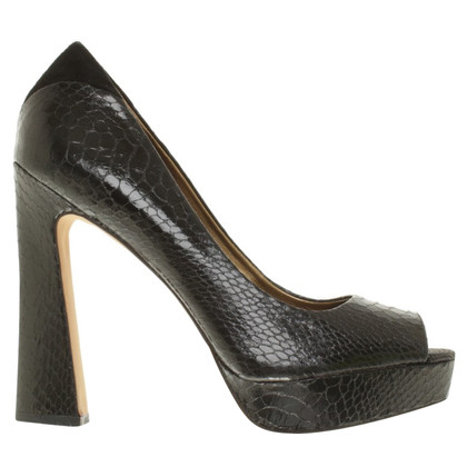 Other Designer Sam Edelman - pumps with reptile embossing