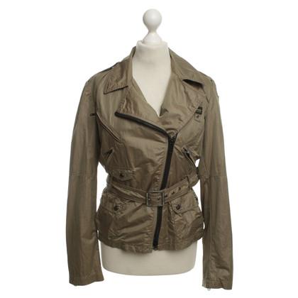 Blauer USA Lightweight jacket in Olive