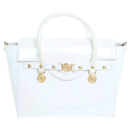 Versace Signature bag in cream