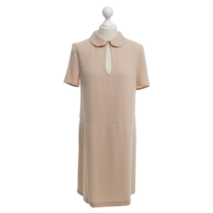 Joseph Nude colored dress