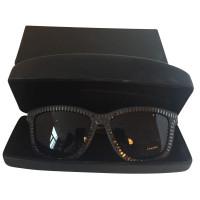 Alexander Wang Sonnenbrille im Reißverschluss-Design
