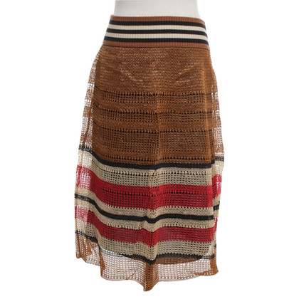 Red Valentino Issued skirt in mini-length