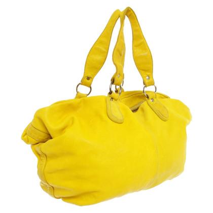 Marc Cain Shopper in het geel