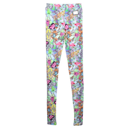 Philipp Plein Leggings Multicolor