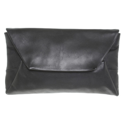 Marc Jacobs clutch in black