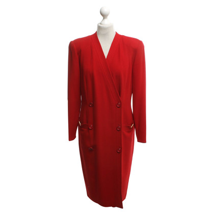 Valentino Coat in red