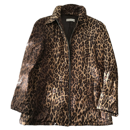 Dolce & Gabbana Jacket in Leopard design