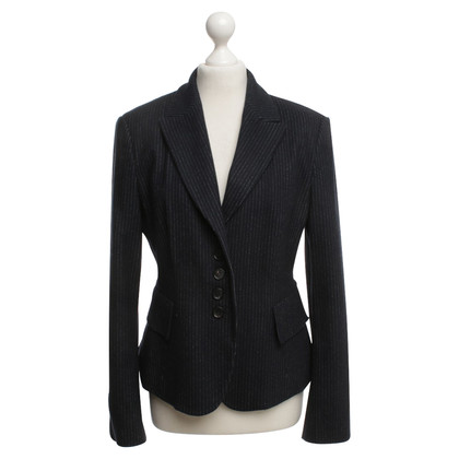 Strenesse Blue Blazer in dark blue