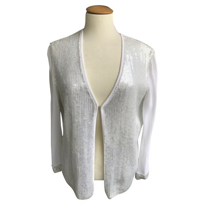 Escada Cardigan mit Pailletten