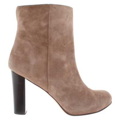 Windsor Suede ankle boots