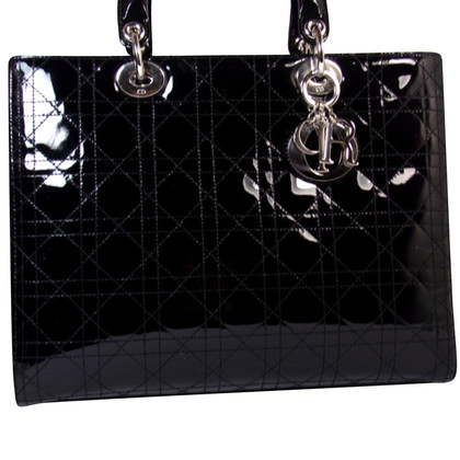 "Christian Dior ""Lady Dior"" in Schwarz"