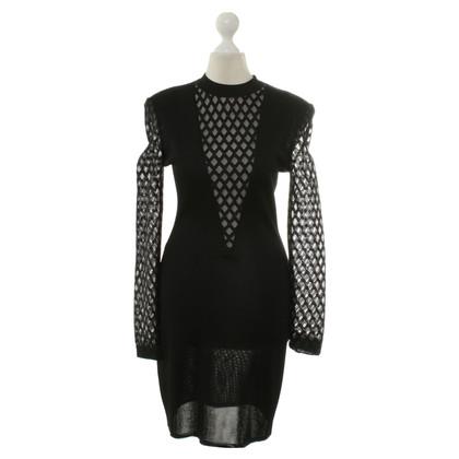 Balmain Kleid mit Langarm