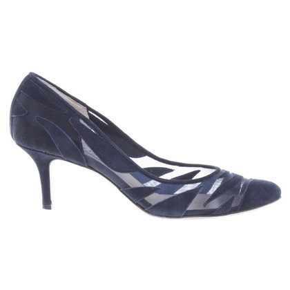 Jimmy Choo Pumps in Blau