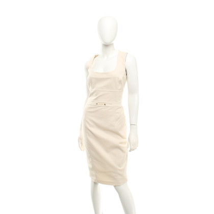 Elisabetta Franchi Dress in cream
