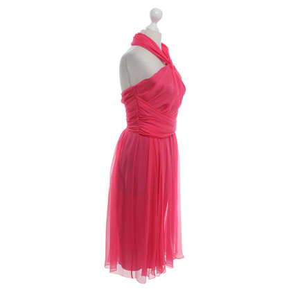 Max Mara Cocktailkleid in Pink