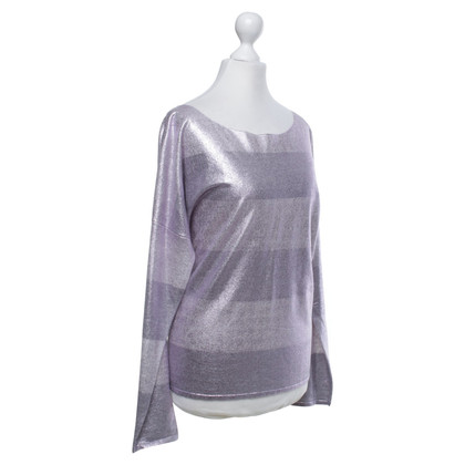 Marc Cain top with metallic effect