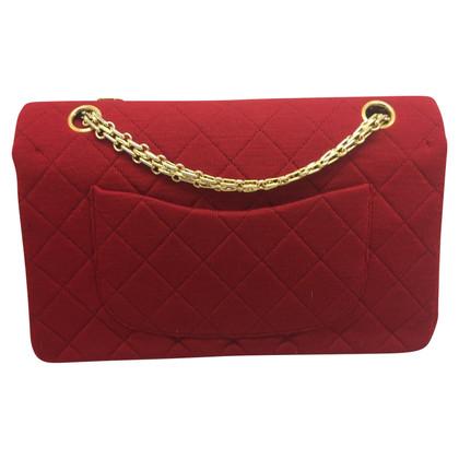 """Chanel """"Bb3e71dc Medium"""" in rosso"""