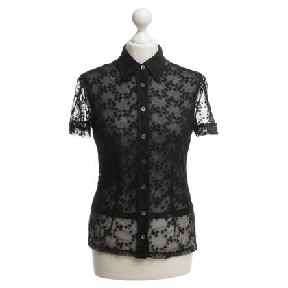 Dolce & Gabbana Twin set in nero