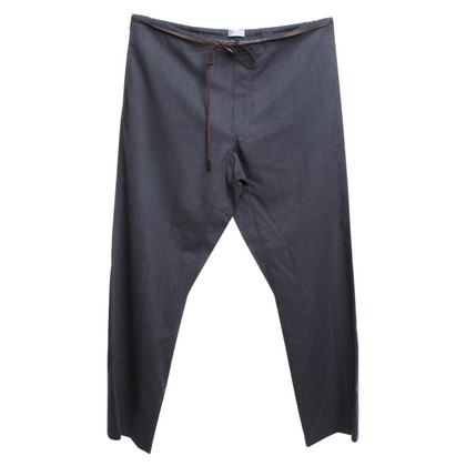 Brunello Cucinelli trousers with wide cut