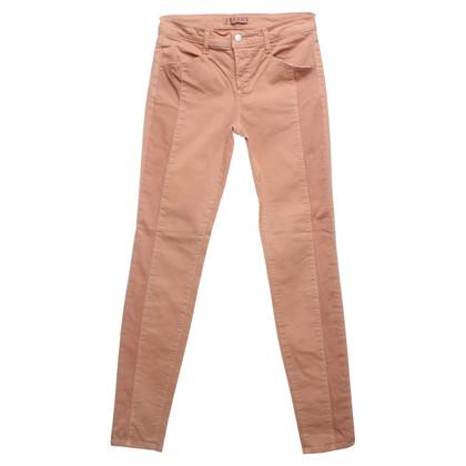 J Brand Jeans in Orange